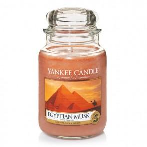 Yankee Candle Egyptian Musk 623g - Duftkerze