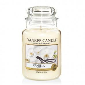 Yankee Candle Vanilla 623g - Duftkerze
