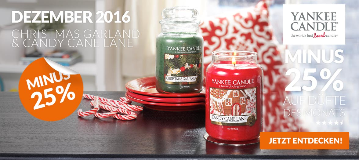 Yankee Candle Duftkerzen - Sale