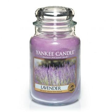 Yankee Candle Lavender 623g - Duftkerze