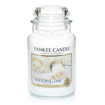 Yankee Candle Wedding Day 623g - Duftkerze