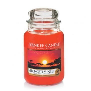 Yankee Candle Serengeti Sunset 623g - Duftkerze