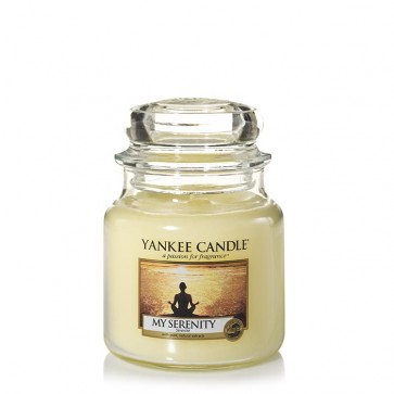Yankee Candle My Serenity 411g - Duftkerze