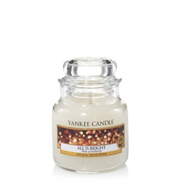 Yankee Candle All Is Bright 104g - Duftkerze