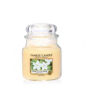Yankee Candle Tobacco Flower 411g - Duftkerze