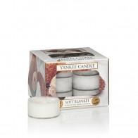 Yankee Candle Soft Blanket Teelichter 118 g
