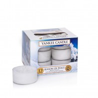 Yankee Candle Season Of Peace Teelichter 118 g