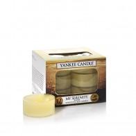 Yankee Candle My Serenity Teelichter 118 g