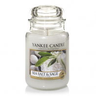 Yankee Candle Sea Salt & Sage 623 g