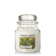 Yankee Candle White Tea 411g