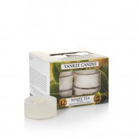 Yankee Candle White Tea Teelichter 118 g