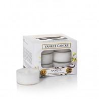 Yankee Candle Vanilla Teelichter 118 g