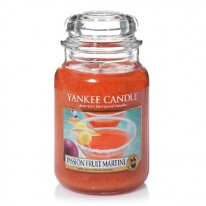 Yankee Candle Passion Fruit Martini 623g - Duftkerze