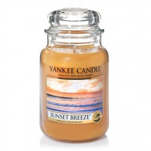 Yankee Candle Sunset Breeze 623g - Duftkerze