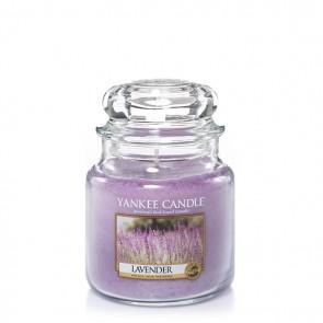 Yankee Candle Lavender 411g - Duftkerze