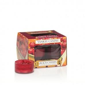 Yankee Candle Black Cherry Teelichter 118 g