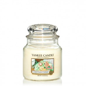 Yankee Candle Christmas Cookie 411g - Duftkerze