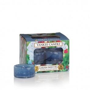 Yankee Candle Garden Sweet Pea Teelichter 118 g
