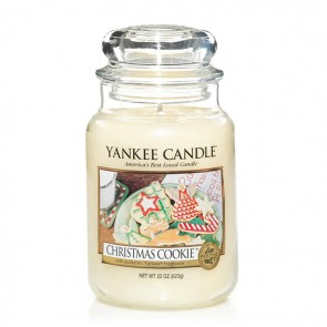 Yankee Candle Christmas Cookie 623g - Duftkerze