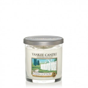 Yankee Candle Clean Cotton Tumbler 198 g