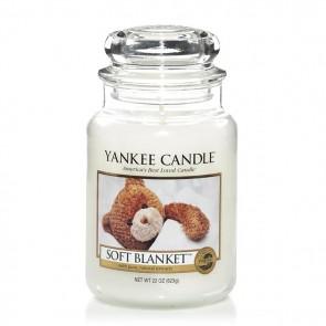 Yankee Candle Soft Blanket 623g - Duftkerze