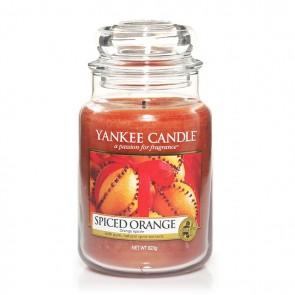 Yankee Candle Spiced Orange 623g - Duftkerze