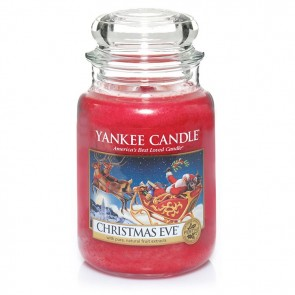 Yankee Candle Christmas Eve 623g - Dufkerze