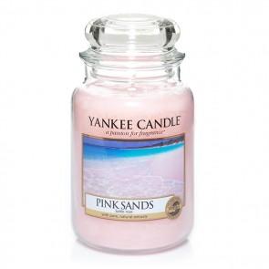 Yankee Candle Pink Sands 623g - Duftkerze