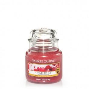 Yankee Candle Cranberry Ice 104g - Duftkerze