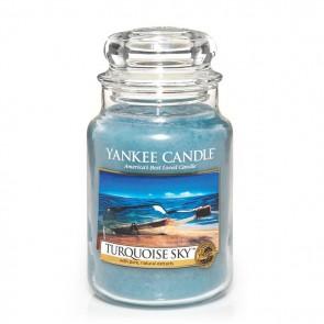 Yankee Candle Turquoise Sky 623g - Duftkerze