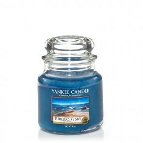 Yankee Candle Turquoise Sky 411g - Duftkerze