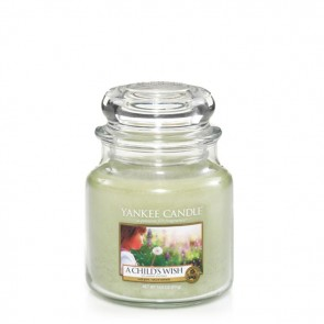 Yankee Candle A Child´s Wish 411g - Duftkerze