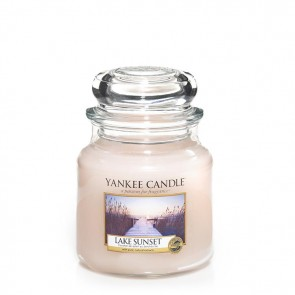 Yankee Candle Lake Sunset 411g - Duftkerze