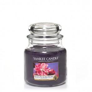 Yankee Candle Black Plum Blossom 411g - Duftkerze