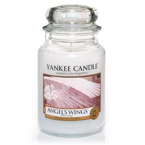 Yankee Candle Angel´s Wings 623g - Duftkerze