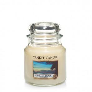 Yankee Candle Ginger Dusk 411g - Duftkerze
