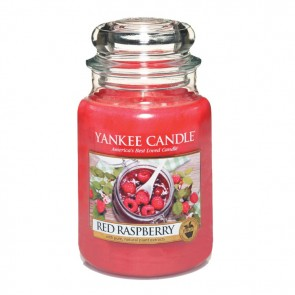 Yankee Candle Red Raspberry 623 g - Duftkerze