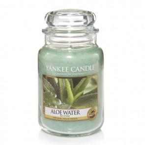 Yankee Candle Aloe Water 623g - Duftkerze