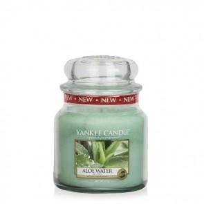 Yankee Candle Aloe Water 411g - Duftkerze