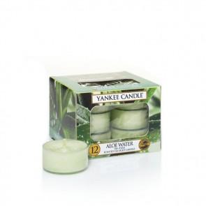 Yankee Candle Aloe Water Teelichter 118g - Duftkerze