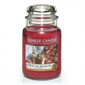 Yankee Candle Moroccan Argan Oil 623g - Duftkerze