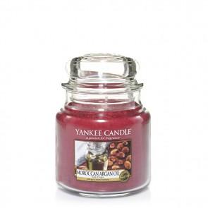 Yankee Candle Moroccan Argan Oil 411g - Duftkerze