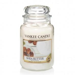 Yankee Candle Shea Butter 623 g - Duftkerze