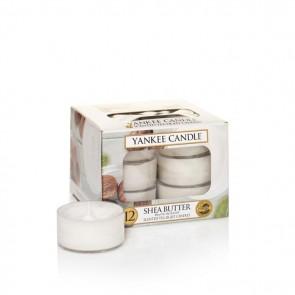 Yankee Candle Shea Butter Teelichter 118 g - Duftkerze