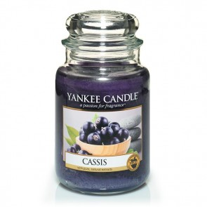 Yankee Candle Cassis 623g - Duftkerze