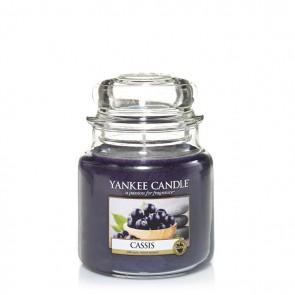 Yankee Candle Cassis 411g - Duftkerze