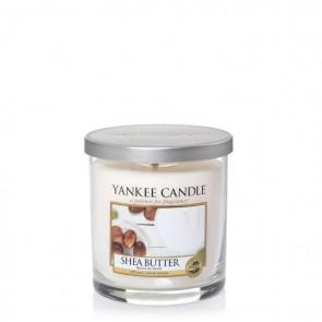 Yankee Candle Shea Butter Tumbler 198 g - Duftkerze