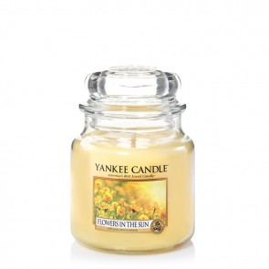 Yankee Candle Flowers In The Sun 411g - Duftkerze