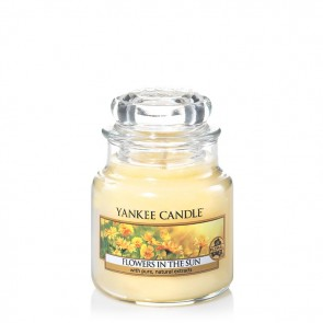 Yankee Candle Flowers In The Sun 104g - Duftkerze