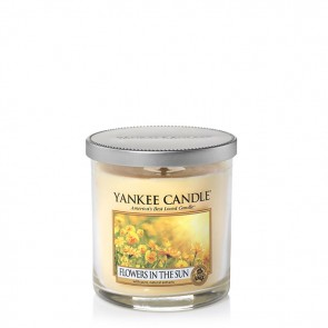 Yankee Candle Flowers In The Sun Tumbler 198 g